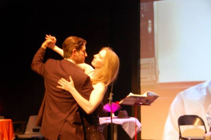 DREAMS OF TANGO @ CHELSEA THEATRE AUDITORIUM